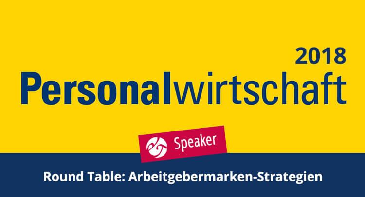 Round Table mit milch & zucker zum Thema Arbeitgebermarken-Strategie