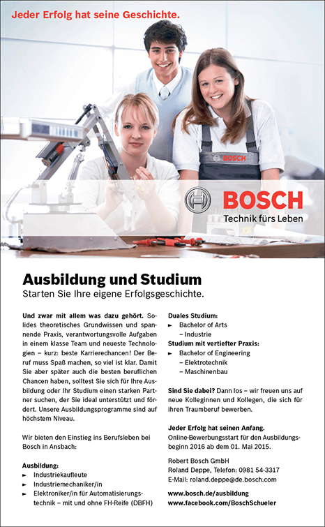 Bosch Milch Zucker The Marketing Software Company Ag
