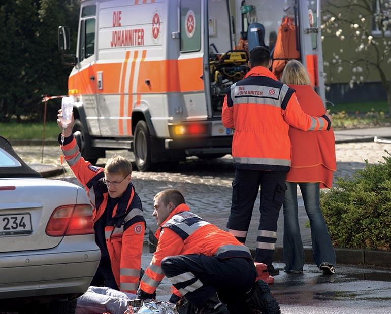Johanniter Unfall Hilfe Köln