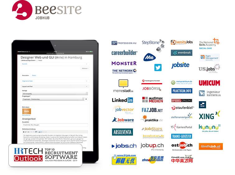 BeeSIte JobHub - Multi-posting