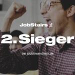 JobStairs test winner in the job portal comparison test.