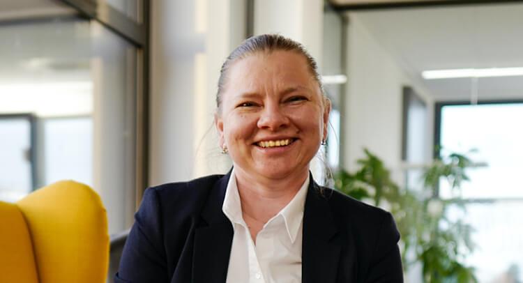 milch & zucker AI expert Olena Linnyk